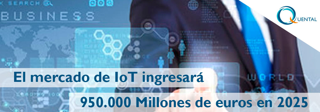 El mercado global de IoT